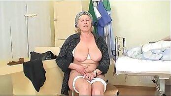 Women sex older enjoying Old Women