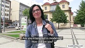 brunette girls, casting scenes, cock sucking, european girls, fake agent, first person view, fucking In public, outdoor banging