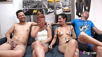 all natural, blondies, brunette girls, cock sucking, cum videos, cumshot porn, enjoying sex, european girls