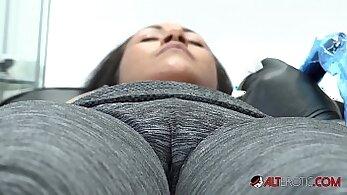 all natural, banging a slut, best cameltoe vids, brunette girls, clitoris, closeup banging, gigantic boobs, horny and wet